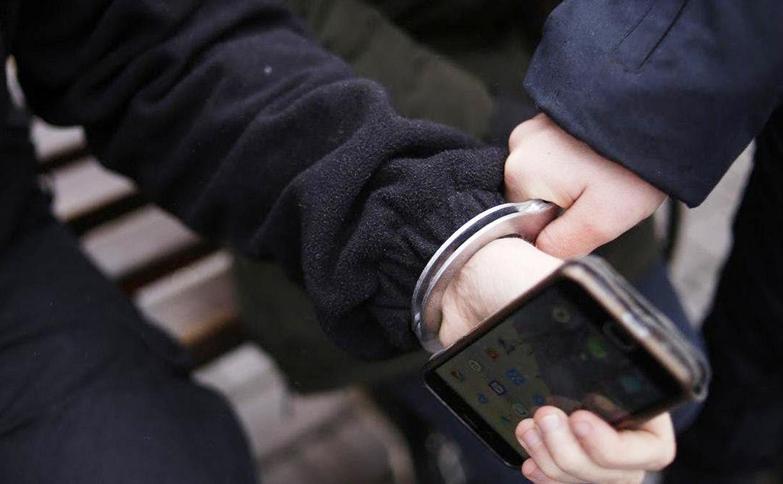 На ул. Пузакова рецидивист ограбил 37-летнюю тулячку