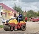 В Туле на 60% завершены работы по содержанию и ремонту дорог
