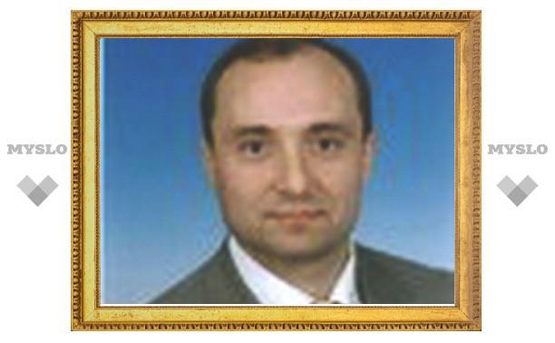 Помощник Бориса Грызлова назначен замом тульского губернатора