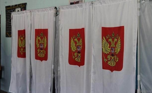 Алексинский, Заокский и Щекинский районы активно голосуют