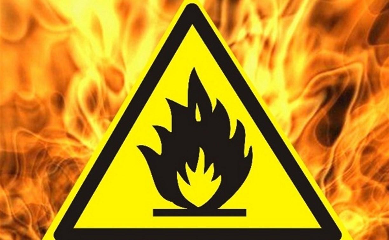 Метеопредупреждение: на юге Тульской области объявлен 4-й класс пожарной опасности