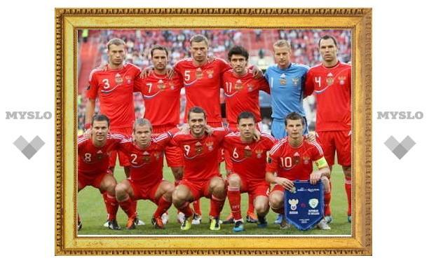 Россияне отказались от матча с хозяевами Евро-2012