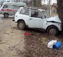 В Суворовском районе разбился водитель «Нивы»