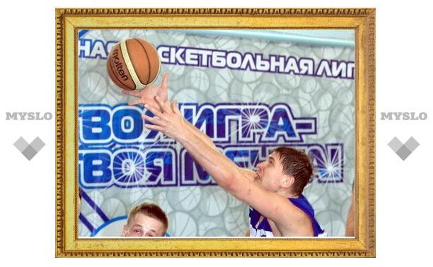"""Баскетбольный клуб """"Тула"""" разгромил смоленскую """"Энергию"""""""