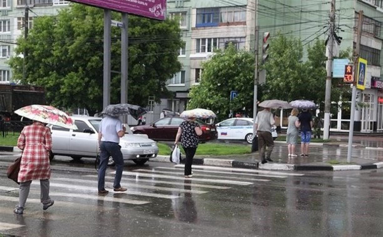 В Туле за три недели пешеходы более 300 раз нарушили ПДД