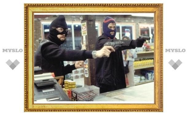 В Туле вооруженные люди ограбили ювелирный магазин