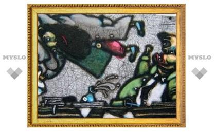Тулякам покажут иллюстрации к Хармсу