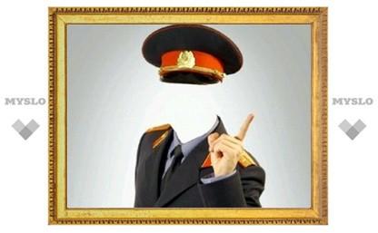 В Новомосковском УВД работали «мертвые души»