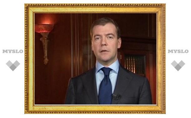 Дмитрий Медведев не нашел оправданий репрессиям
