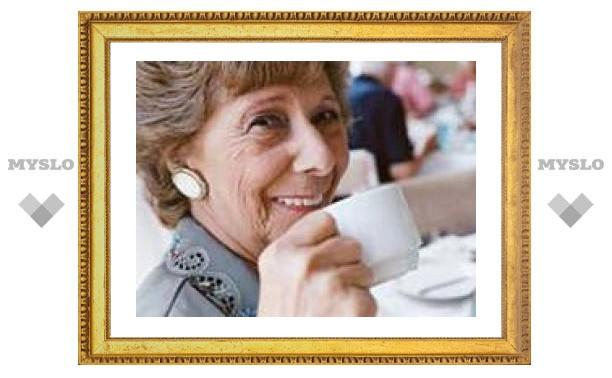 Кофе помогает сохранить память в старости