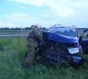 В аварии на М4 пострадали два человека