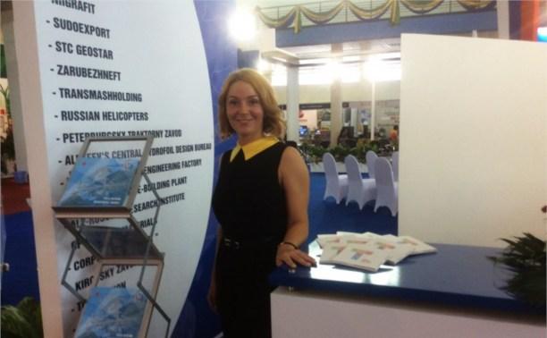 Инвестиционный потенциал Тульской области представили на выставке во Вьетнаме