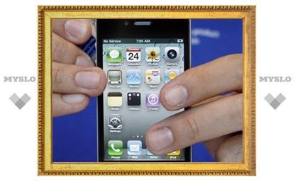 Apple представила новую версию iPhone 4