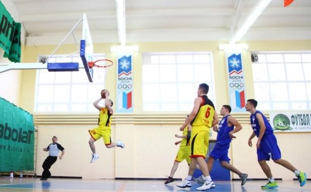 Баскетболисты «Арсенала» победили в Заречном