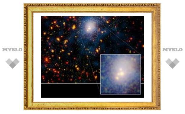 Астрономы столкнули Млечный Путь с другой галактикой
