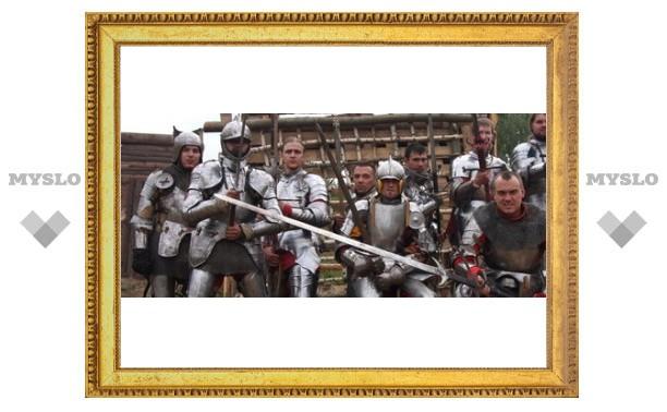 Под Тулой прошел рыцарский турнир