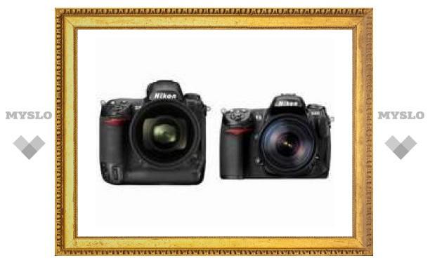 Nikon представила две новых цифрозеркальных камеры