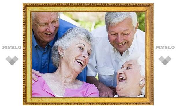 В Туле проводится фестиваль для пожилых людей
