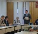 Людмиле Котик и Ольге Зайцевой вручили мандаты депутатов облдумы