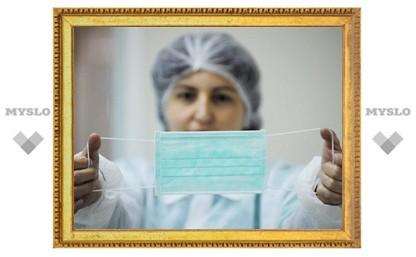 В Туле не превышен эпидпорог по гриппу