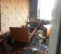 Ефремовца спасли при пожаре в его квартире