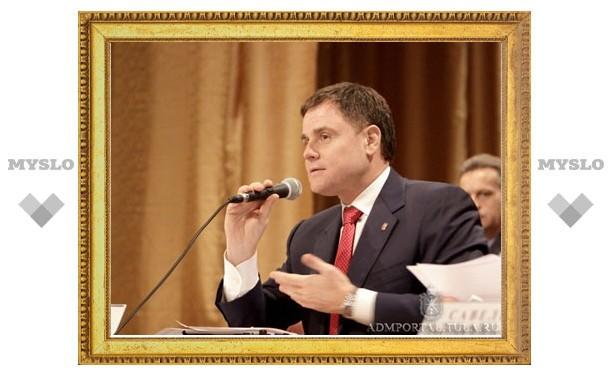 Владимир Груздев: Белев – это наша гордость!