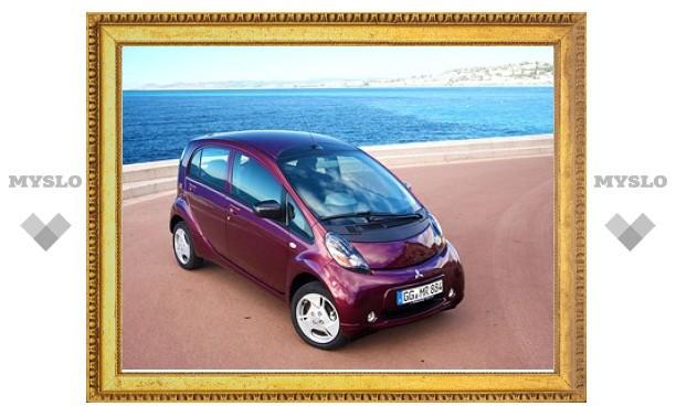 В 2011 году россияне приобрели 41 электромобиль