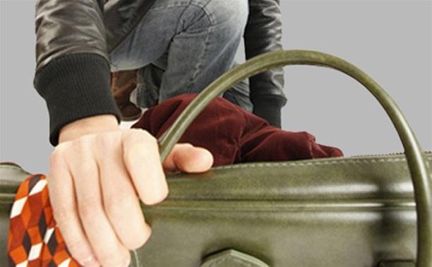 Экс-наркодилерша, укравшая сумку в Туле, была задержана по горячим следам
