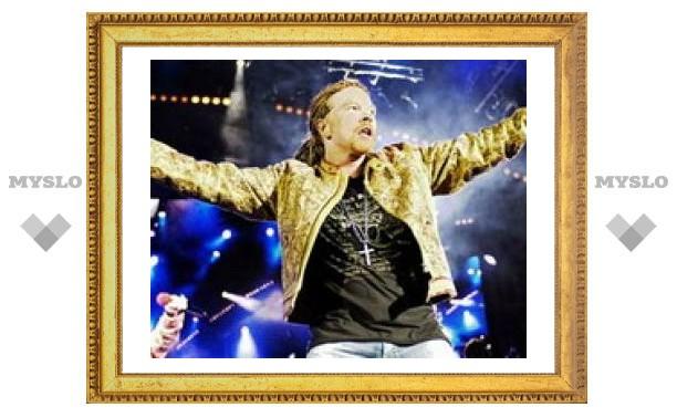 Авторами лучшей хард-рок композиции признаны Guns N'Roses