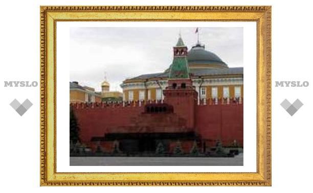 Красную площадь закрыли на Ильин день