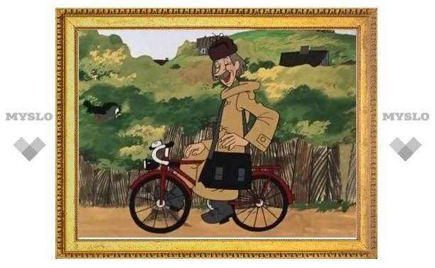 Тульские почтальоны пересели на велосипеды