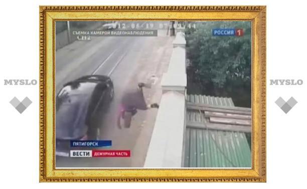 Ставропольского полицейского уволили из-за ДТП с его машиной