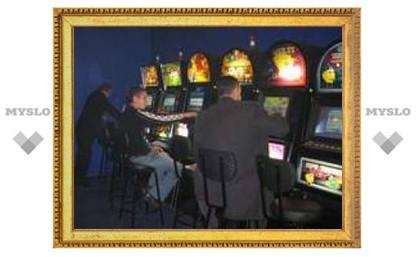В Ясногорске ограблен игровой клуб
