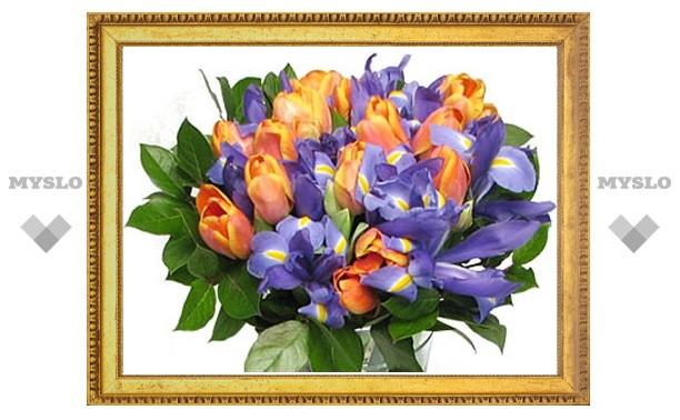 В Туле железнодорожники будут заниматься продажей цветов