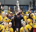 Кубок губернатора Тульской области по хоккею завоевал мытищинский «Атлант»