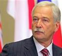 Владимир Груздев встретился с Борисом Грызловым