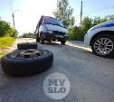 В Туле отлетевшее от «ГАЗели» колесо сбило двух пешеходов