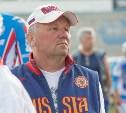 Алексей Дюмин выразил соболезнования в связи с кончиной заслуженного тренера России Виктора Дроздова