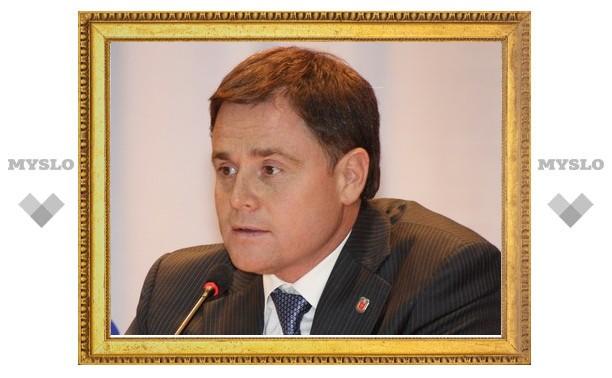 Житель Новомосковска Евгений Голосман первый в Тульской области получил награду губернатора