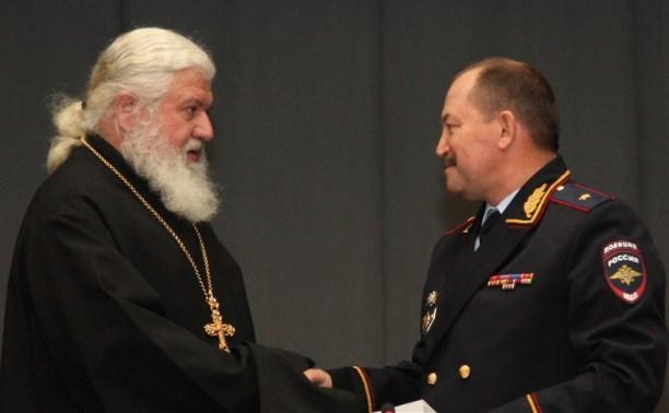 РПЦ поблагодарила полицейских за раскрытие кражи из храма