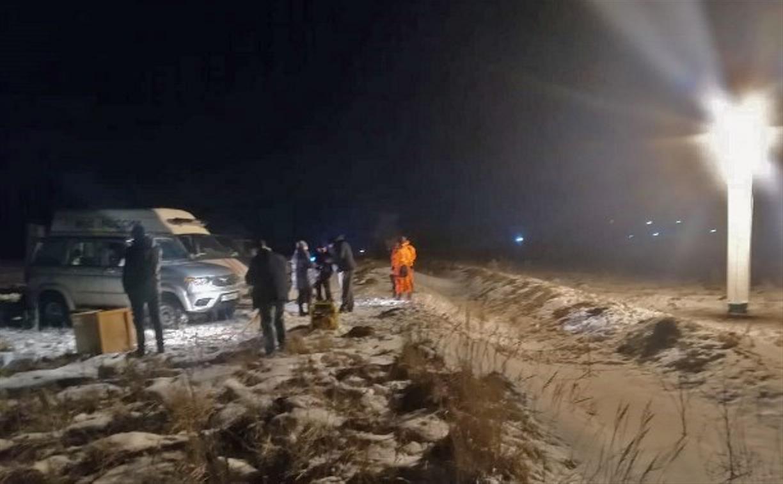 Вывел ребенка на лёд: Отчиму утонувшей в Богородицком районе девочки вынесли приговор