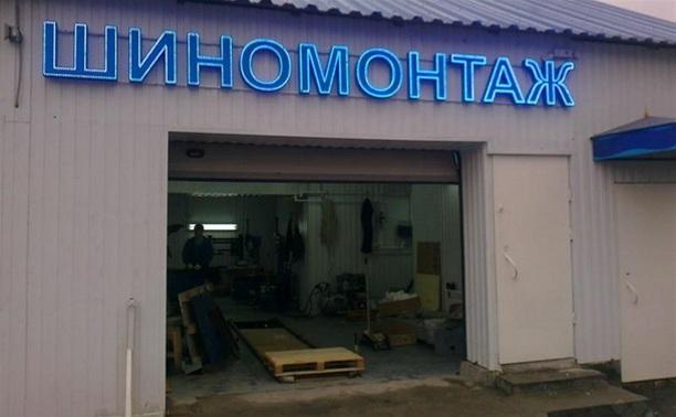 В Ленинском районе подросток обчистил шиномонтаж