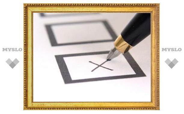 В Тульской области будут досрочные выборы