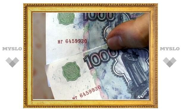 Задержанный прятал от милиционеров деньги… в попе