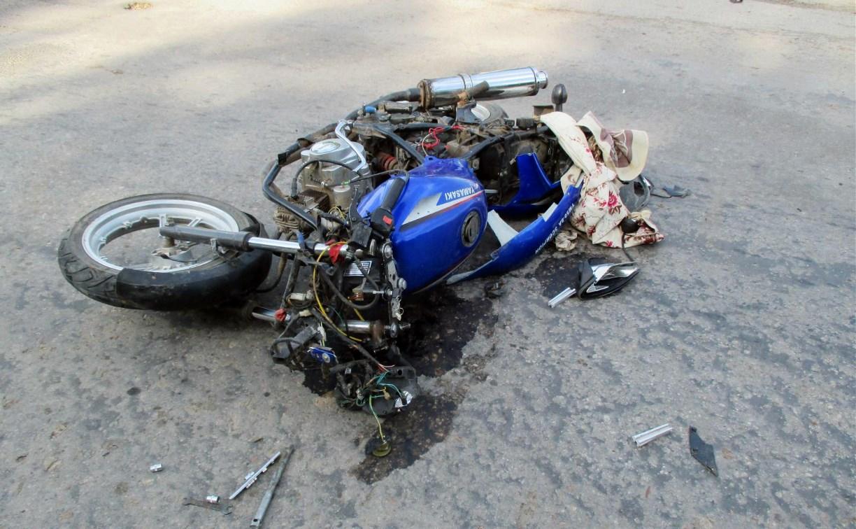 В Ясногорском районе 14-летний скутерист спровоцировал ДТП
