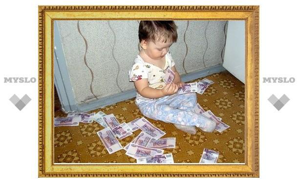 Бизнесмен «кинул» женщину с пособием на ребенка