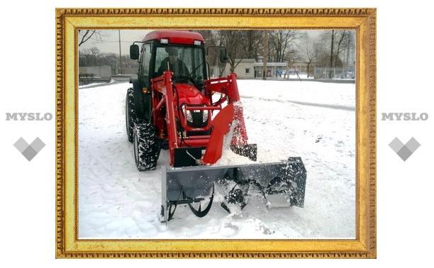 Под Тулой трактор оторвал рабочему стопу