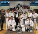 Тульские рукопашники завоевали 9 медалей в Калининграде