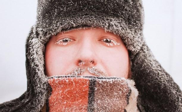 После Нового года похолодает до -21°C