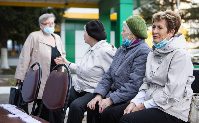 В Тульской области до 31 декабря продлили режим самоизоляции для граждан 65+